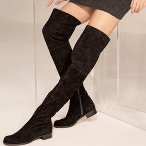Stuart Weitzman Hilo Thigh High Boot, Size 9.5